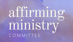 Affirming Ministry
