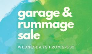 Garage & Rummage Sale