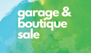Garage & Boutique Sale